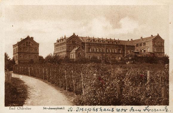 Haus St. Josef 1902