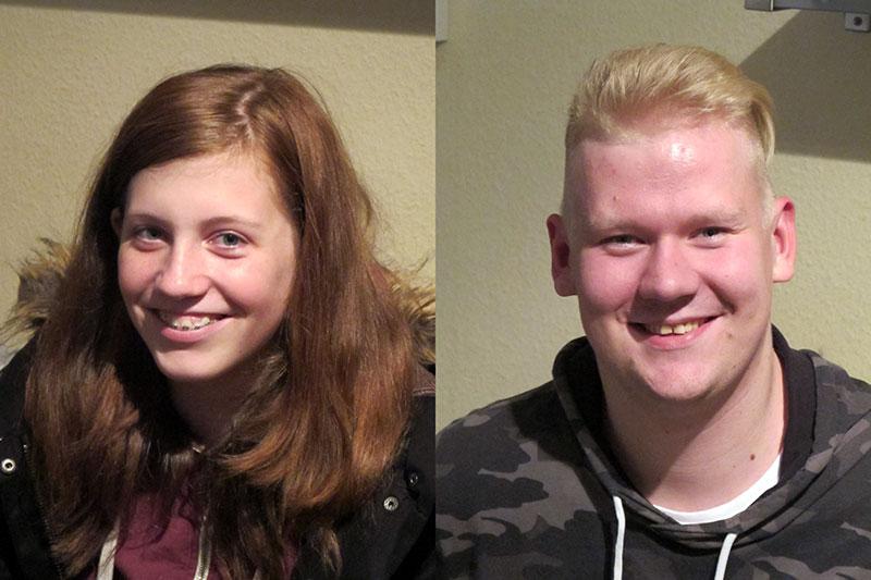 Julia und Jan übernehmen Verantwortung im Jugendparlament