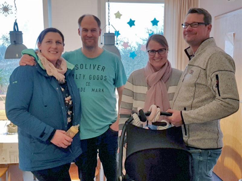 Pflegeeltern gefunden für zwei Kinder der Gabriel-Gruppe