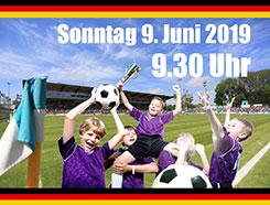 4. Deutsche Fußballmeisterschaft der Kinder- und Jugendhilfe