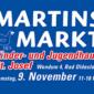 14. Martinsmarkt im Kinder- und Jugendhaus St. Josef